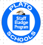 staff badge